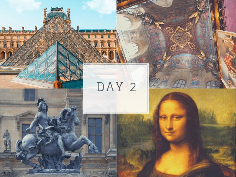 Louvre Family Tour