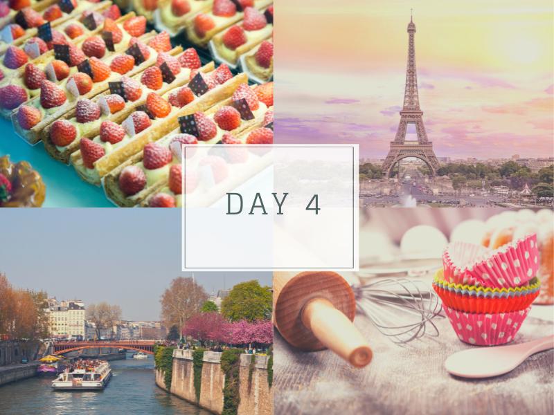 Paris pastry class