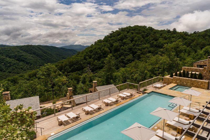 Blackberry Mountain Pool