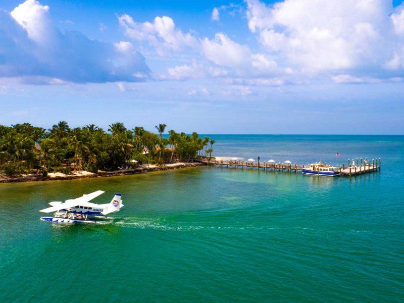Little Palm Island Resort Sea Plane