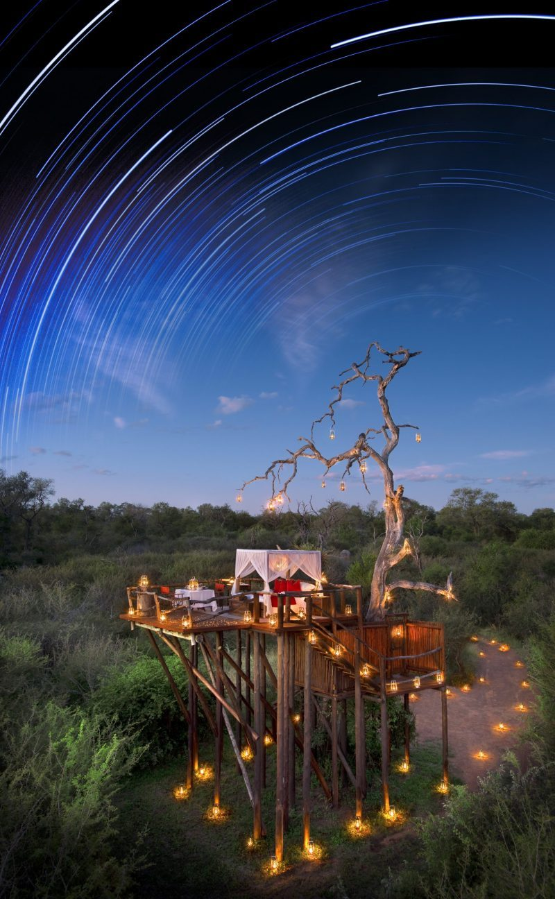 Sleep-out most unique African safari experiences