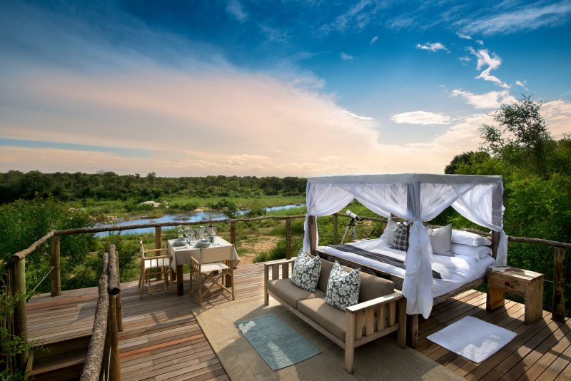 most unique African safari experiences, sleep-out