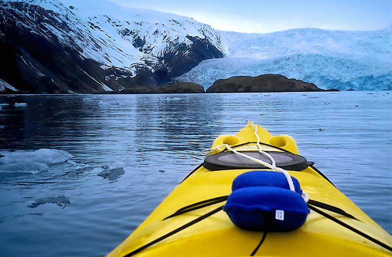 Kayak Alska