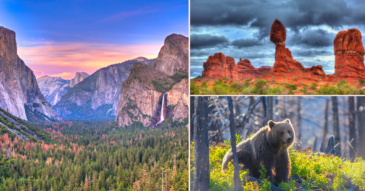 How To Plan National Parks Vacation