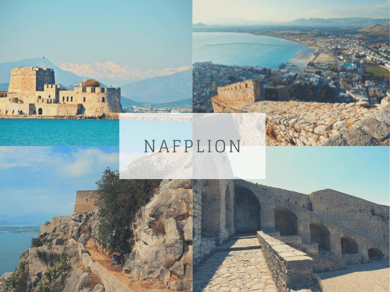 Nafplio Fortress