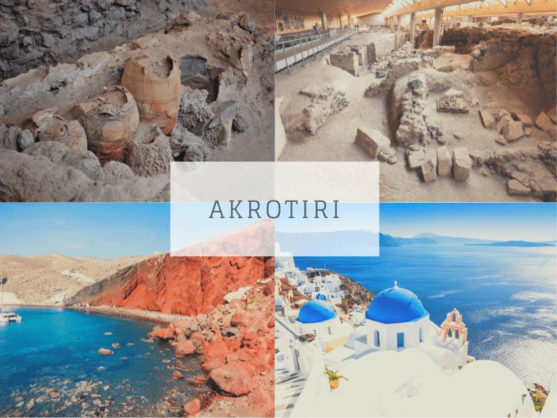 Santorini Akrotiri