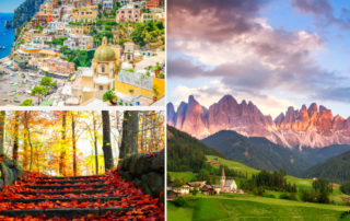 When to travel to Italy