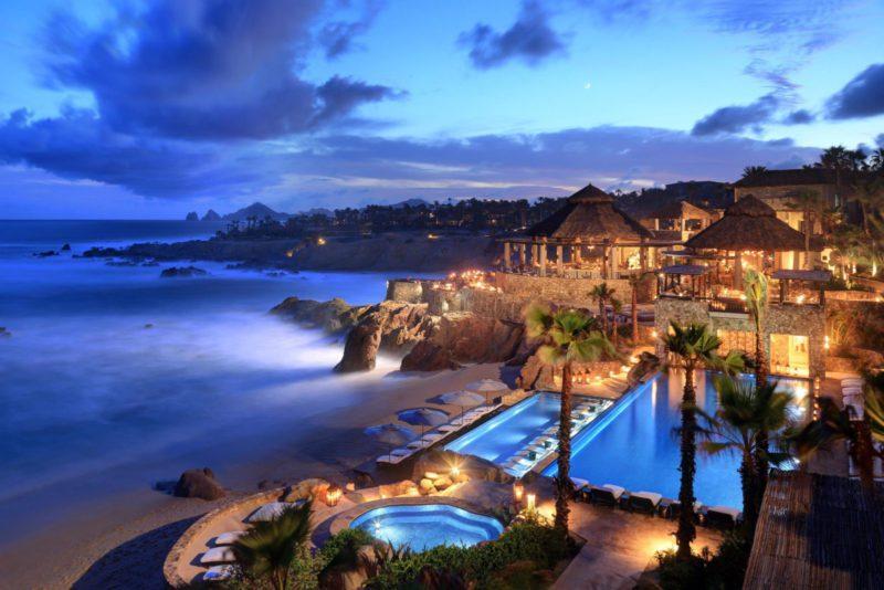 Esperanza Romantic Luxury Resort Mexico