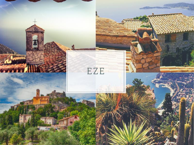 Most Romantic Towns Provence France, Eze