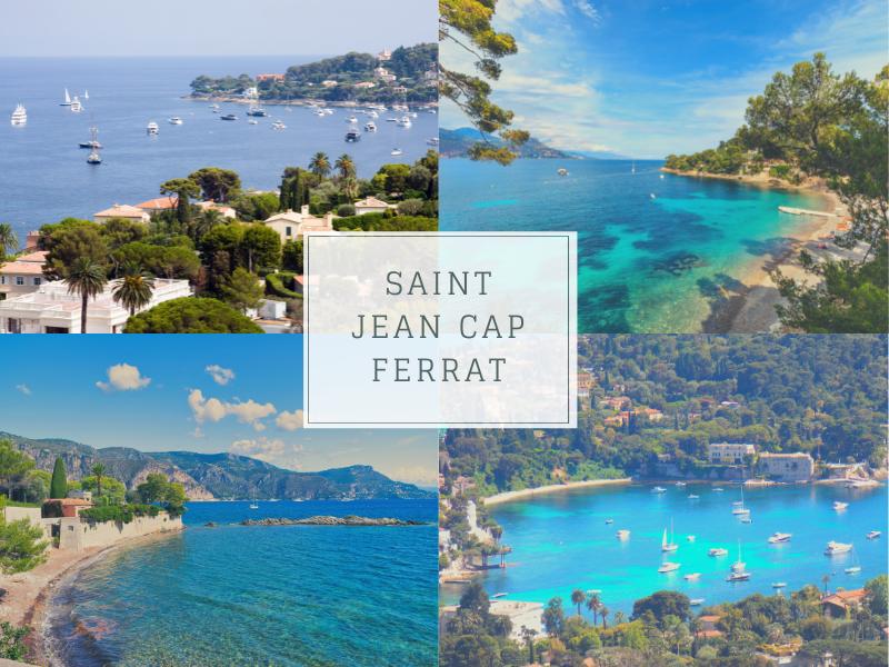 Saint Jean Cap Ferrat Most Romantic Seaside Town France