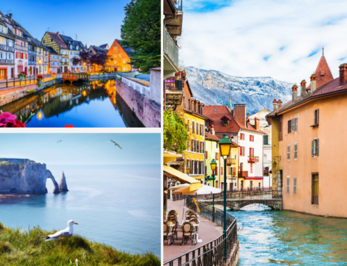 10 Most Romantic Towns in France