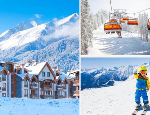 Top 5 Family Friendly Ski Resorts in North America