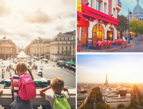 One Week Paris Itinerary For Families