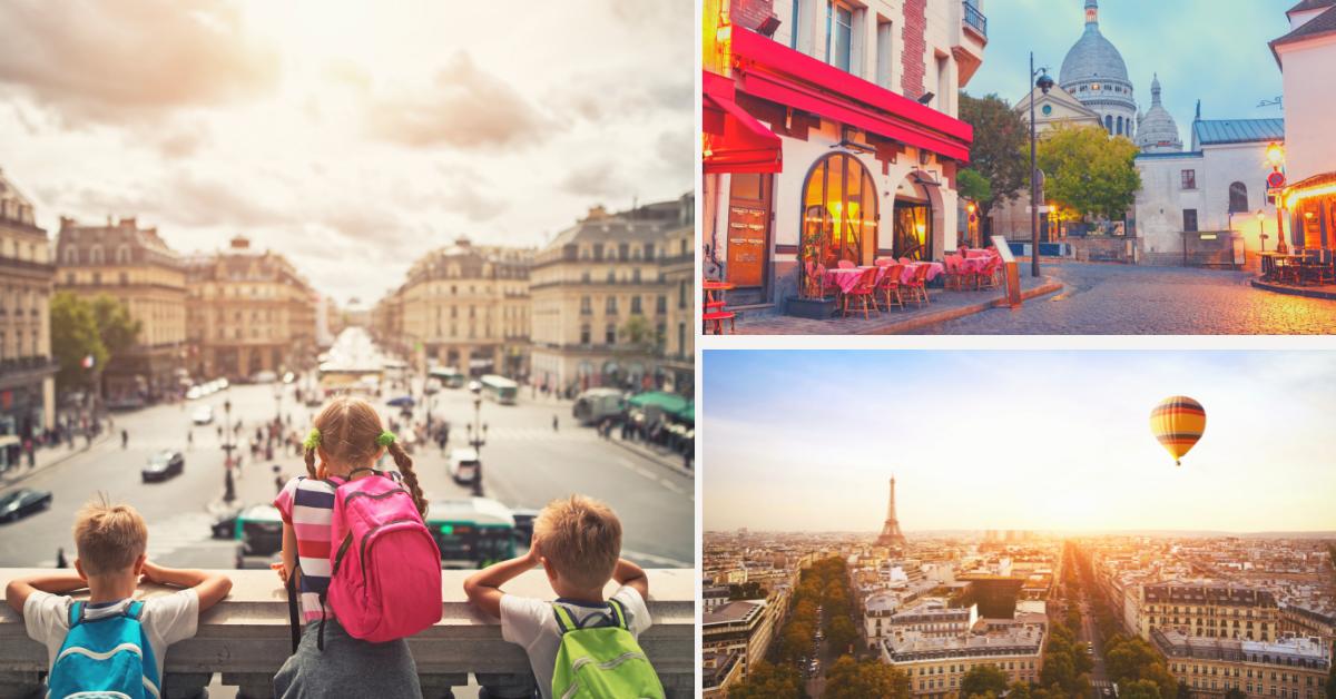 Paris Family Itinerary