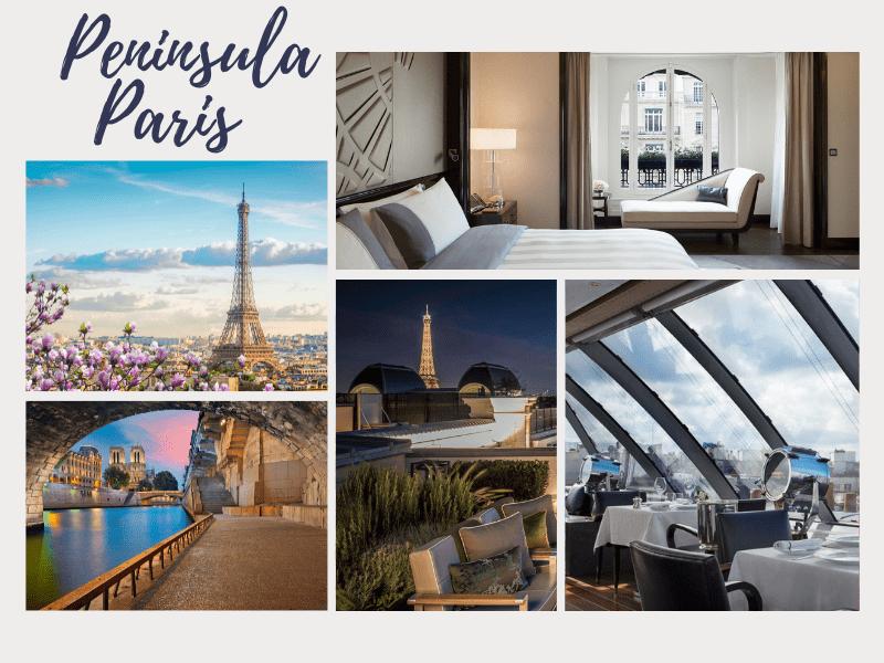 Peninsula Paris - Historic Hotels