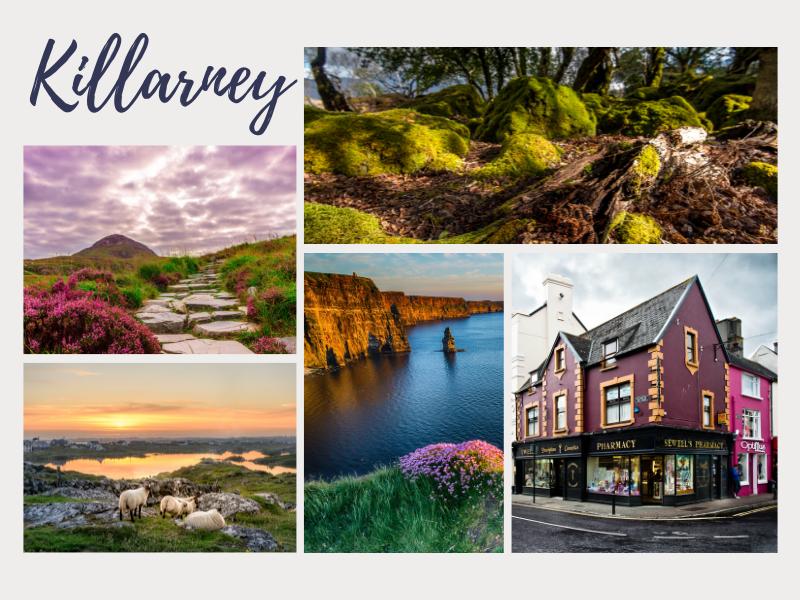 Killarney romantic getaway