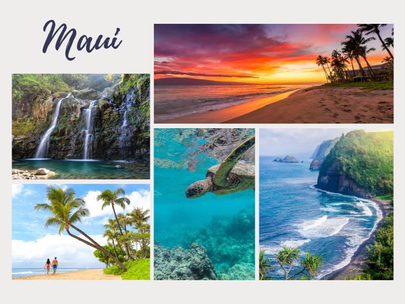 Romantic weekend Maui