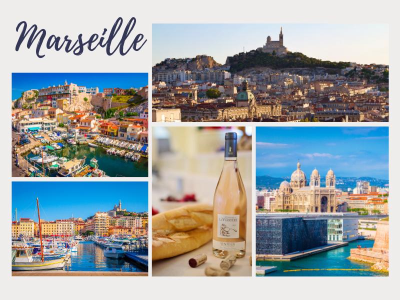 Marseille romantic escape