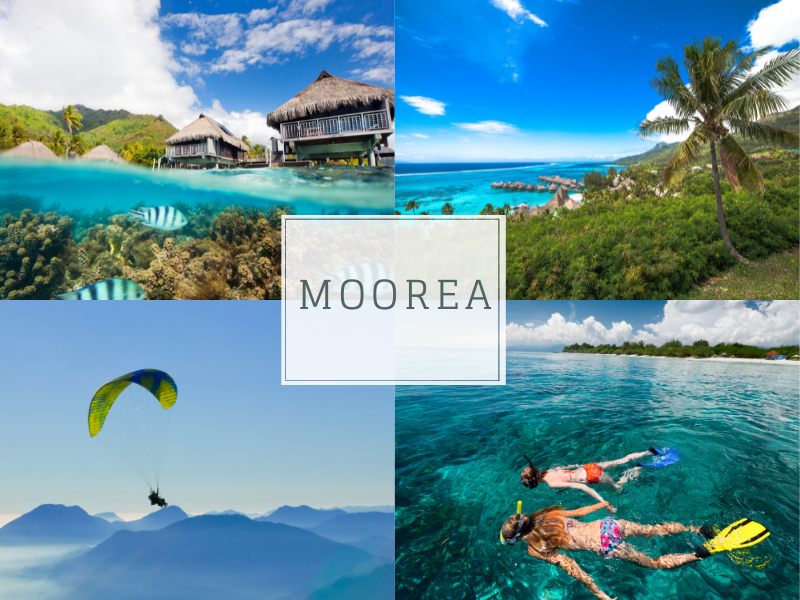 Moorea Romance Travel