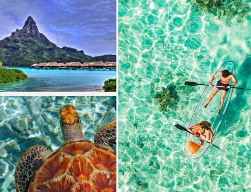 Plan the Perfect Bora Bora Honeymoon And Include Tahiti and Moorea